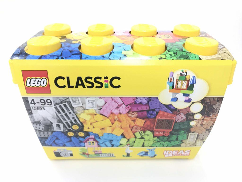 クラシック 10696 レシピ レゴ